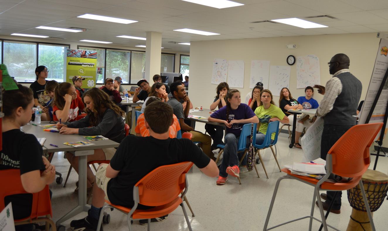 Building Capacity with 4H Teen Teachers